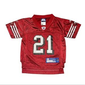 Reebok Authentic NFL 49ers Frank Gore Toddler 2T